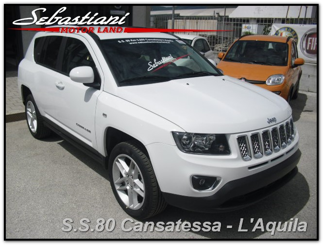 Jeep Compass  Richiedi Preventivo On Line