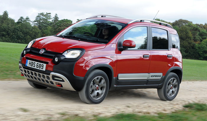 fiat panda cross richiedi un preventivo on line. Black Bedroom Furniture Sets. Home Design Ideas