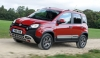 Foto Laterale Fiat Panda Cross